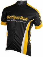 Michigan Tech Cycling Jersey