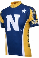 Navy Cycling Jersey