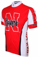 Nebraska Cycling Jersey