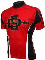San Diego State University Aztecs Cycling Jersey