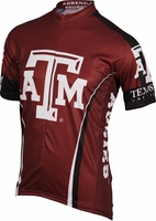 Texas A & M Aggies Cycling Jersey