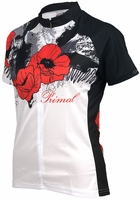 Trace Women's Cycling Jersey by Primal Wear