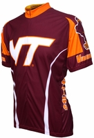 Virginia Tech Cycling Jersey