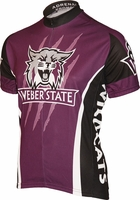 Weber State Cycling Jersey