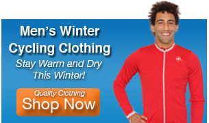 Men's Winter Cycling Clothing