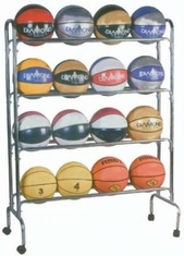 3 or 4 Shelf Ball Racks by Olympia