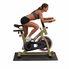Body Solid Best Fitness Indoor Cycle Exercise Bike