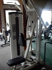 Cybex VR1 Seated Back Row / Delt (used-mint)