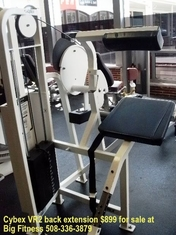 Cybex Vr2 Back Extension (used)