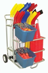 Floor / Street Hockey Cart by Olympia