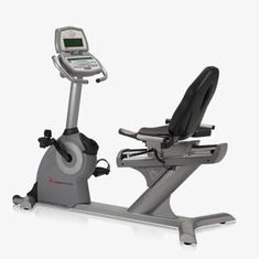 FreeMotion Commercial Recumbent Bike with Basic Console