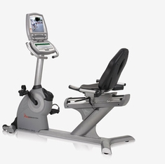 FreeMotion Commercial Recumbent Bike with WorkoutTV™