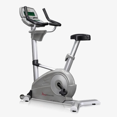 FreeMotion Commercial Upright Bike with Basic Console