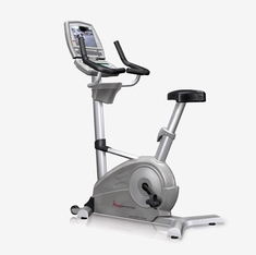FreeMotion Commercial Upright Bike with WorkoutTV™