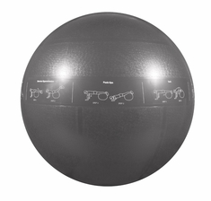 GoFit 75cm Pro Ball Professional Grade Stability Ball
