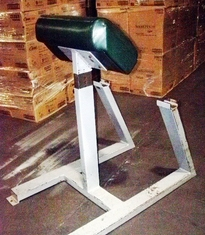 Icarian Standing preacher Curl bench