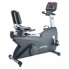 Life Fitness 93R Recumbent Exercise Bike (Used)