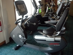 LifeCycle 95R Inspire Recumbent Bike