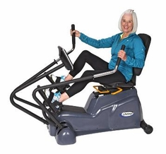 Physiostep Recumbent Linear Cross Trainer