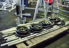 Olympic Power Lifting Bars (used)