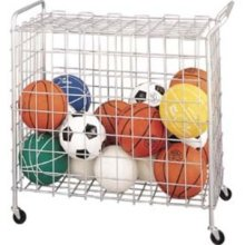 Portable Ball Locker by Olympia