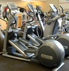 Precor EFX 546i Elliptical Experience Series