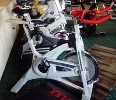 Schwinn Evolution Spin Bikes (Serviced & Detailed)