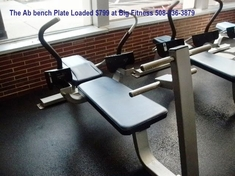 The Ab Bench by Precor