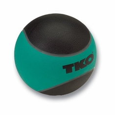 TKO 6 LB Rubberized Medicine Ball