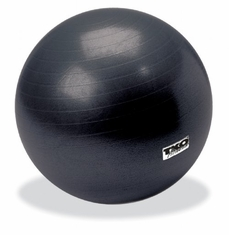 TKO 75cm Fitness Ball with Pump and Chart