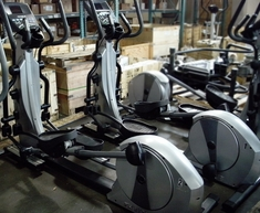 True Z8.1e Commercial Elliptical (Used)