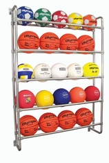 Wall Ball Rack by Olympia