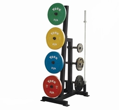 York Barbell Single-Sided Plate Tree (Commercial)