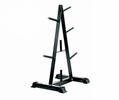 York Barbell Stabdard Weight Tree (Black)