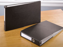 "One-Touch ™ Ledger 3-Ring Binder (2"" Spine)"