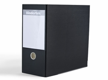 3 Ring Binder Extra Wide 5.5 inch Spine