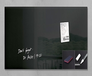 "36"" x 18"" Magnetic Glass Board Kit"