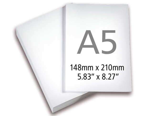 a5 paper At officeworks you'll find a superb range of a5 paper to choose from get perfect printing from the quality collection of a5 copy paper.