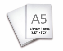 A5 Paper Products
