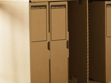 Archive File Boxes