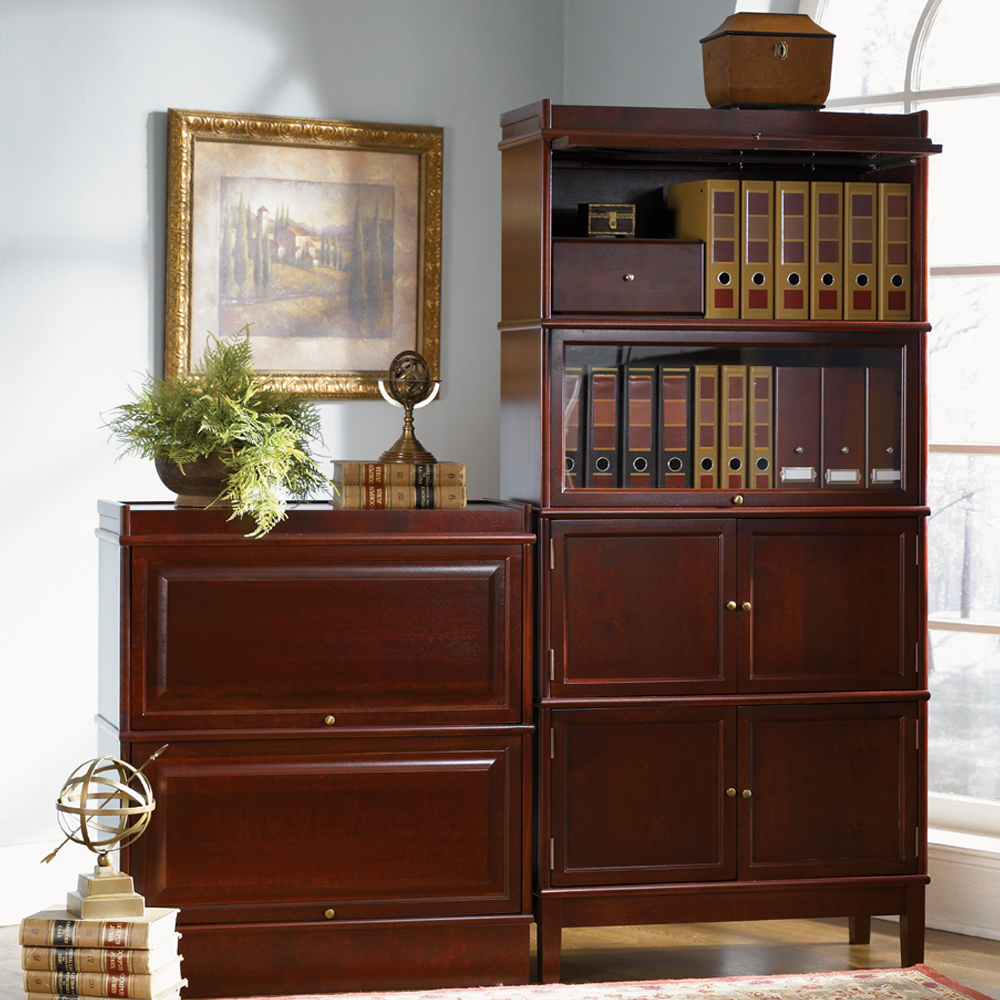 Personalized Barrister Bookcases