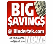 Bindertek Coupons