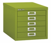 Bisley 5-Drawer Desktop Multidrawer Cabinet