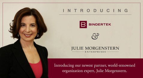 The Corner Office with Julie Morgenstern