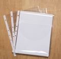 Expandable Heavy-Duty Sheet Protectors with Flap Closure