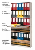 FlexStax Steel Shelving