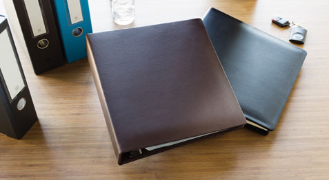 Leather Binders