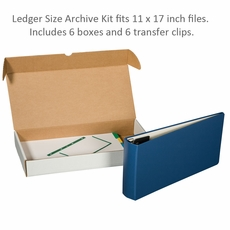 Ledger Size Archive Kit