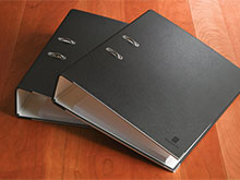 "Advantage™ Legal 2-Ring Binder (3"" Spine)"