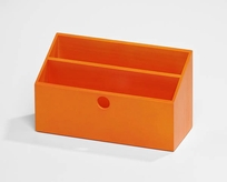 Bindertek Bright Desk Letter Boxes